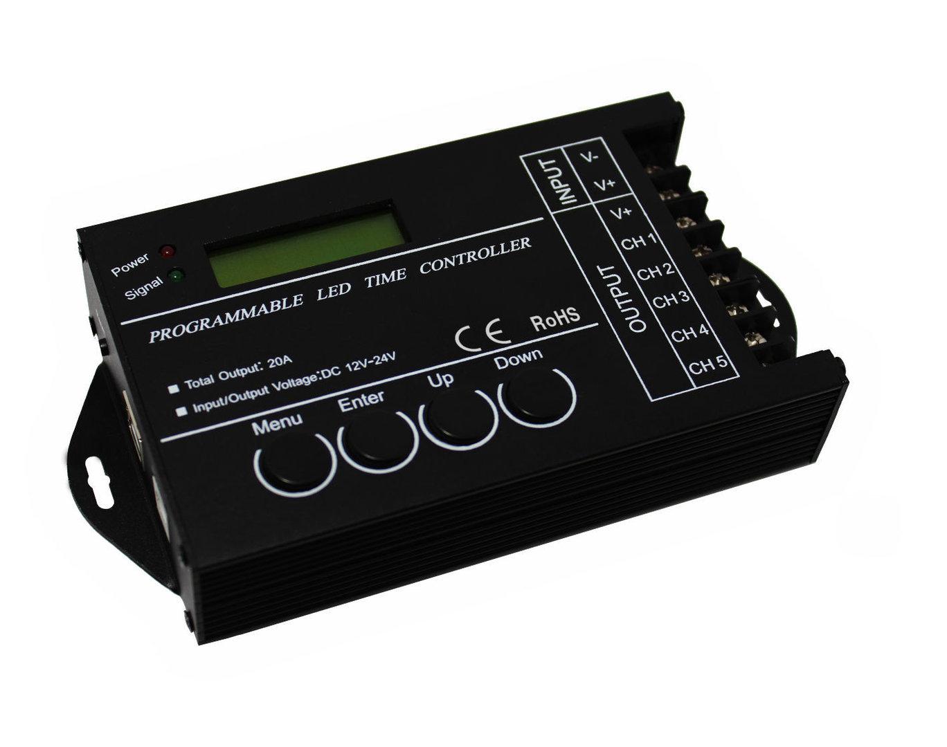 LED Kontrol Paneli ve Gösterge Kutusu
